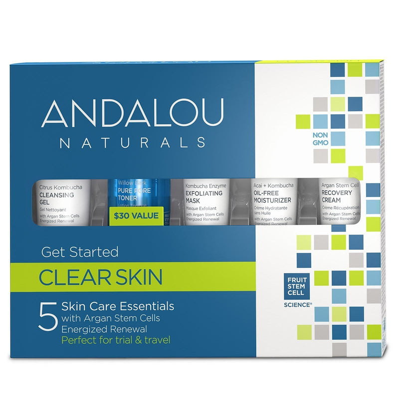 Get Started Clear Skin Kit