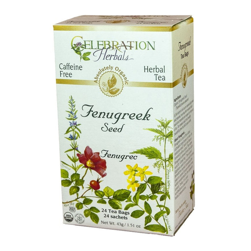 Fenugreek Seed Organic - REVIVIFY