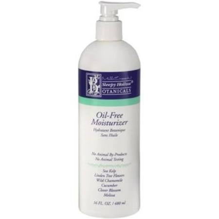 Sleepy Hollow Oil Free Moisturizer