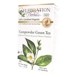 Green Tea Gunpowder Organic