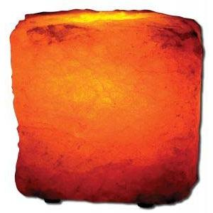 Large Tea Light Salt Lamp 6lbs - REVIVIFY