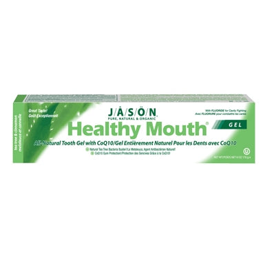 Toothpaste Healthy Smile + CoQ10