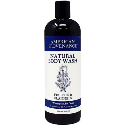 Firepits & Flannels Body Wash - REVIVIFY