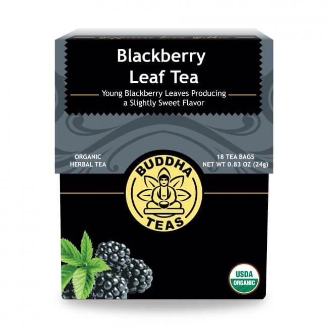 Blackberry Leaf Tea - REVIVIFY