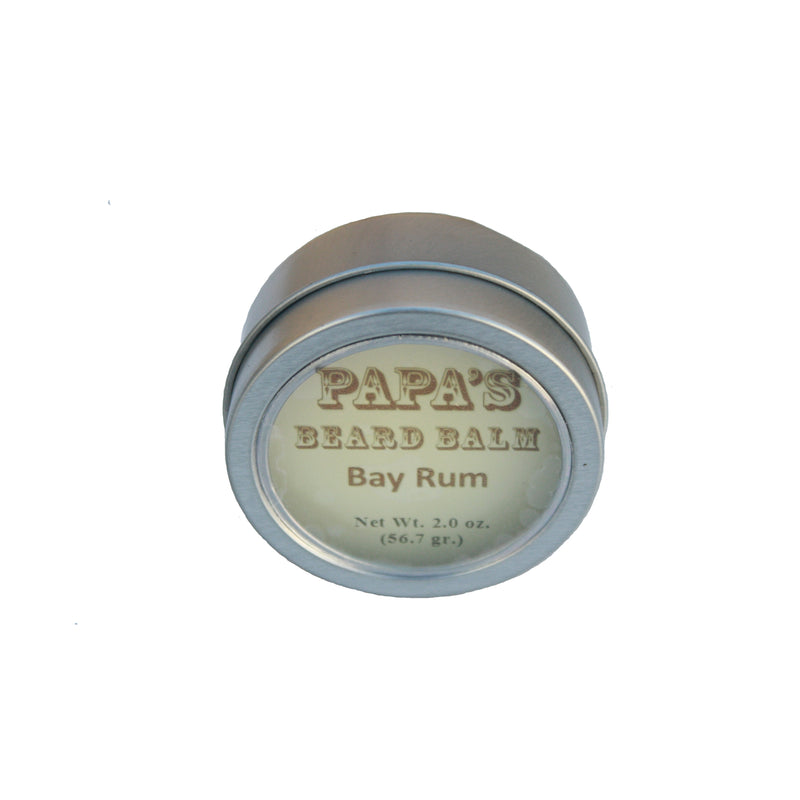 Papa's Beard Balm Bay Rum - REVIVIFY