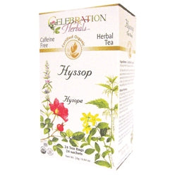 Hyssop Herb Tea Organic - REVIVIFY