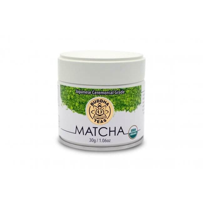 Matcha Tea Powder Tin