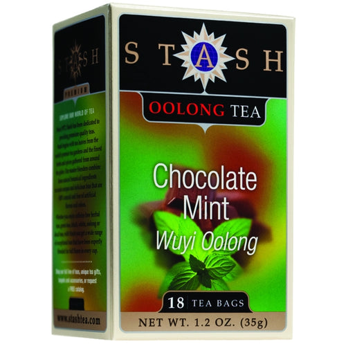 Oolong Chocolate Mint Tea - REVIVIFY