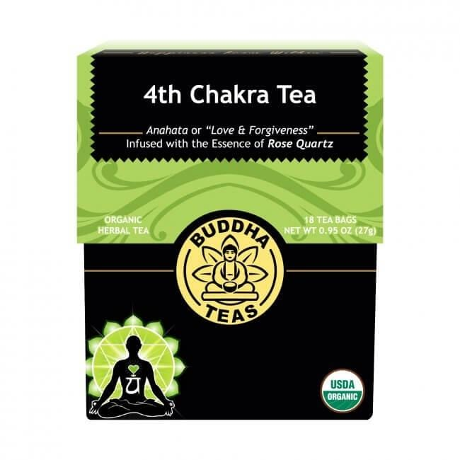 4th Chakra Heart Tea - REVIVIFY