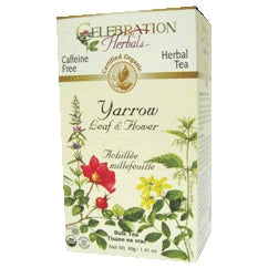 Yarrow Leaf Flower Organic - REVIVIFY