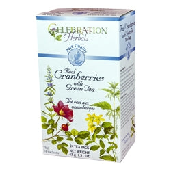 Cranberries w/Green Tea PQ - REVIVIFY