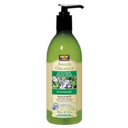 Rosemary Glycerin Hand Soap - REVIVIFY