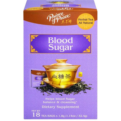 Blood Sugar Herbal Tea - REVIVIFY