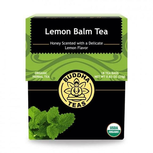 Lemon Balm Tea - REVIVIFY