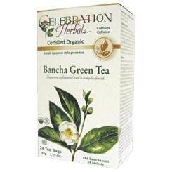 Green Tea Bancha Organic