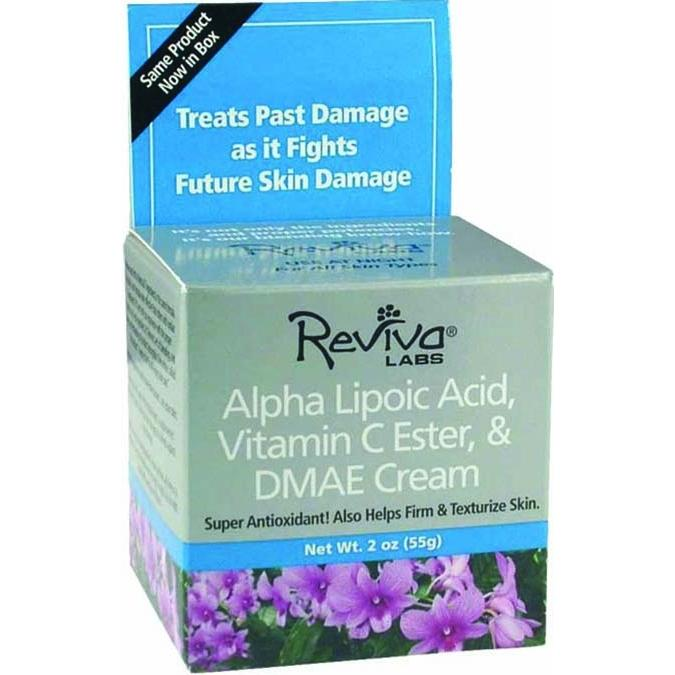 Alpha Night Cream w/DMAE & C - REVIVIFY