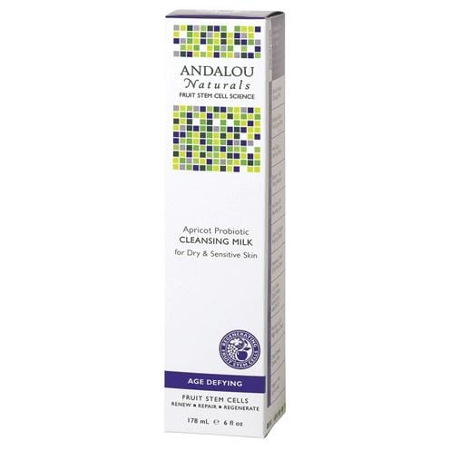 Apricot Probiotic Cleansing Milk