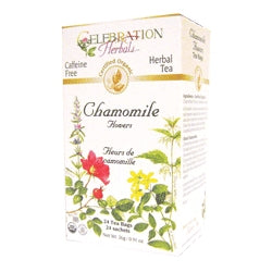 Chamomile Flowers Tea Organic - REVIVIFY