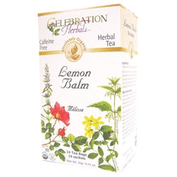 Lemon Balm Herb Tea Organic - REVIVIFY