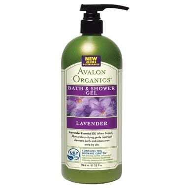 Lav Bath & Shower Gel Value Sz - REVIVIFY