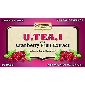 U Tea I with Cranberry