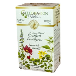 Senna with Lemongrass Organic - REVIVIFY