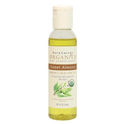 Sweet Almond Organic Skin Oil - REVIVIFY