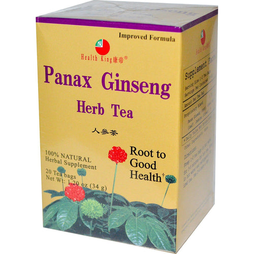 Panax Ginseng Tea - REVIVIFY