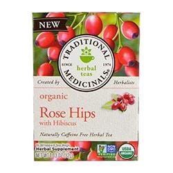 Organic Rose Hips w/Hibiscus - REVIVIFY