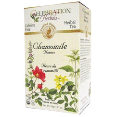 Chamomile Flowers Whole Organic - REVIVIFY