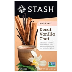 Vanilla Chai Spice Tea Decaf - REVIVIFY