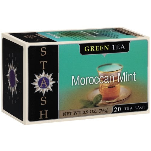 Moroccan Mint Green Tea - REVIVIFY
