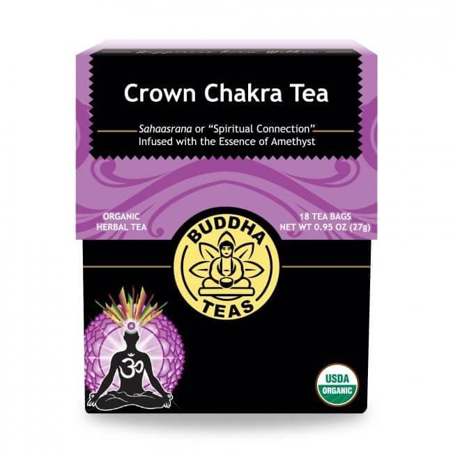Crown Chakra Tea - REVIVIFY
