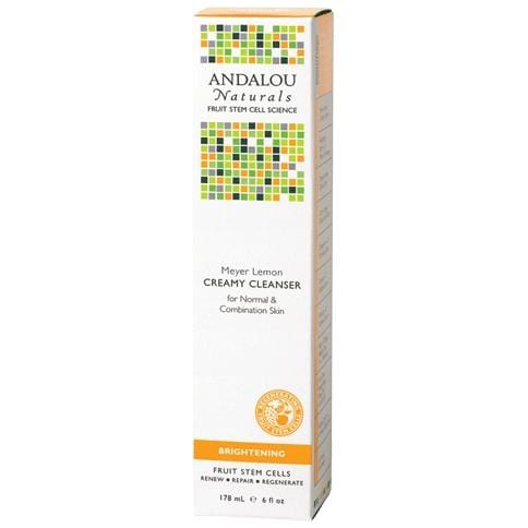Meyer Lemon Creamy Cleanser