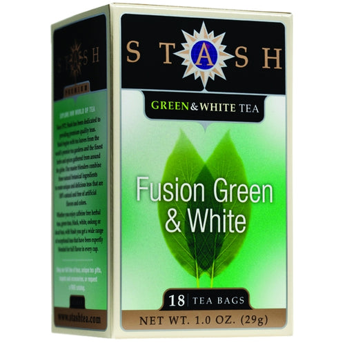 Fusion Green & White Tea - REVIVIFY