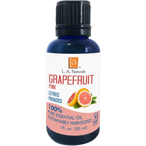 Grapefruit (Pink) Essential Oil - REVIVIFY