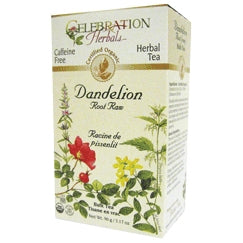 Dandelion Root Raw Organic - REVIVIFY