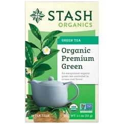 Organic Premium Green Tea - REVIVIFY
