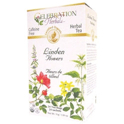Linden Flowers Organic - REVIVIFY