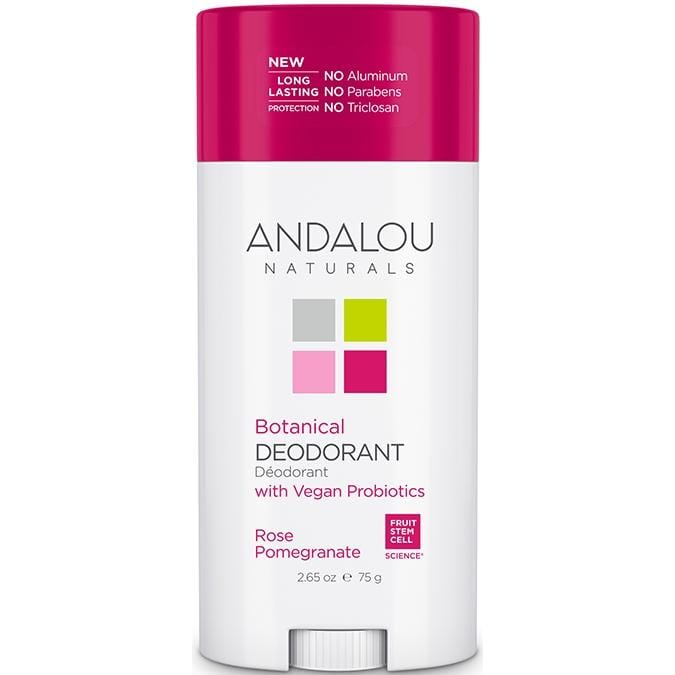 Rose Pomegranate Deodorant