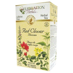 Red Clover Blossoms Organic - REVIVIFY