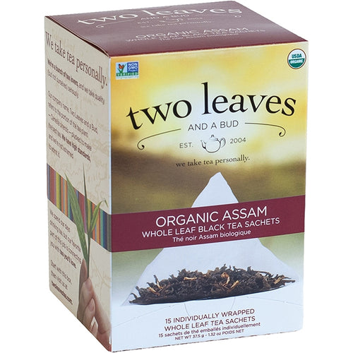 Organic Assam Breakfast Tea - REVIVIFY