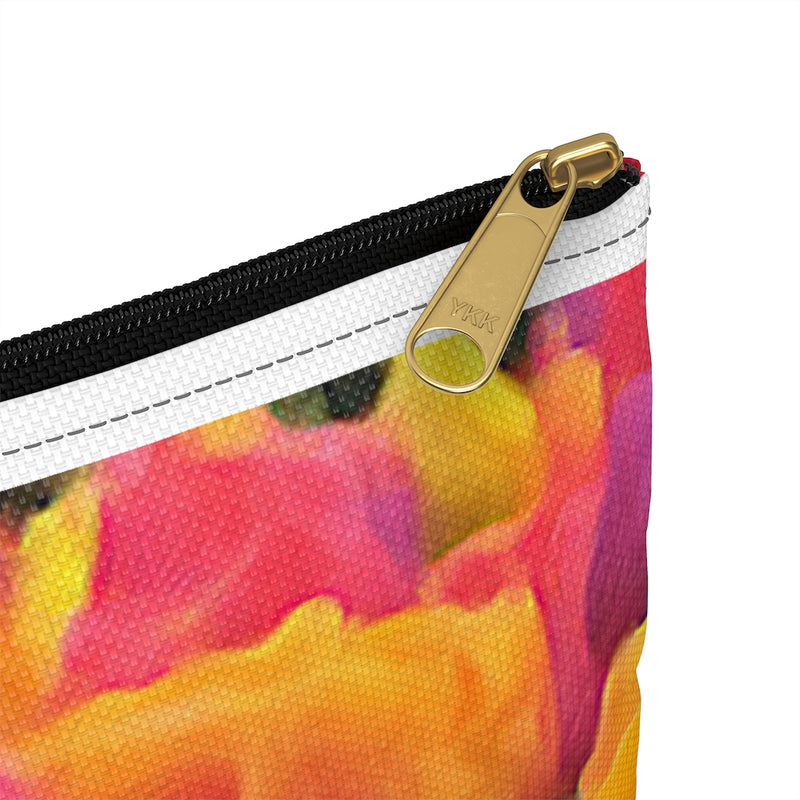 Colorful Tulips - Accessory Pouch