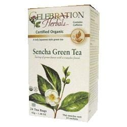 Green Tea Sencha Organic