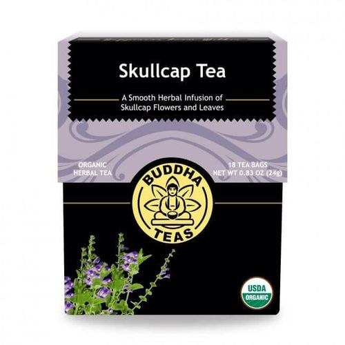 Skullcap Tea - REVIVIFY