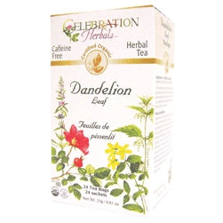 Dandelion Leaf Tea Organic - REVIVIFY