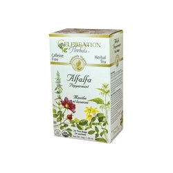 Alfalfa Peppermint Tea Organic - REVIVIFY