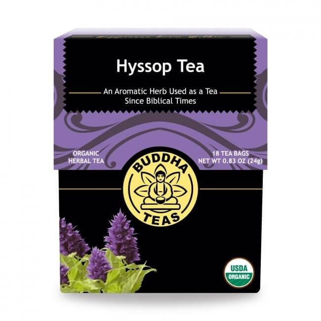 Hyssop Tea - REVIVIFY