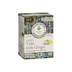 Organic Tulsi w/Ginger Tea - REVIVIFY