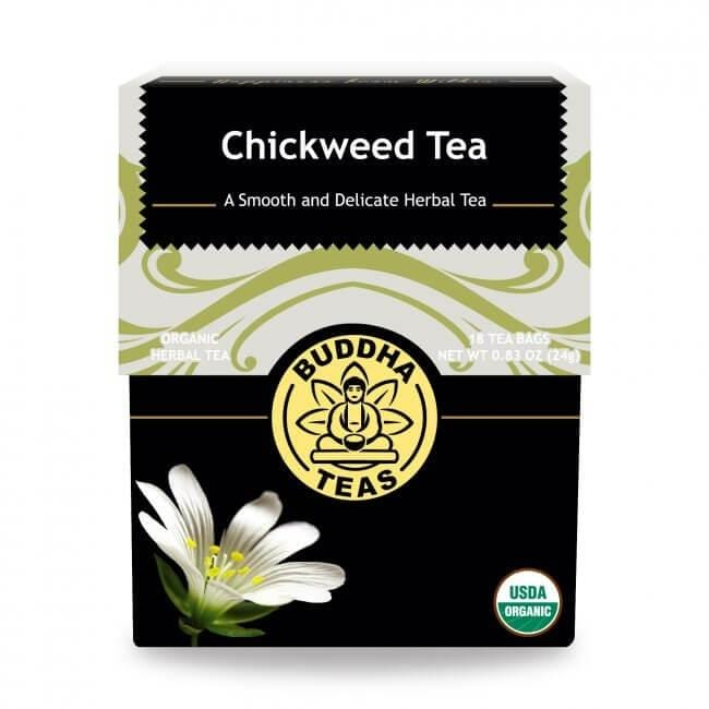 Chickweed Tea - REVIVIFY